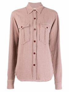 Isabel Marant Étoile Jacob shirt - Pink