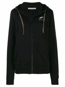 1017 ALYX 9SM embroidered logo hoodie - Black