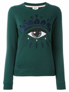Kenzo Eye sweatshirt - Green