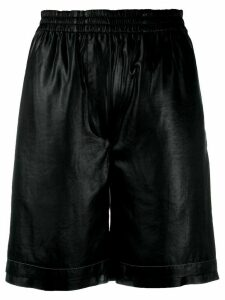 Acne Studios shell shorts - Black