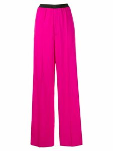 Balenciaga wide-leg trousers - PINK
