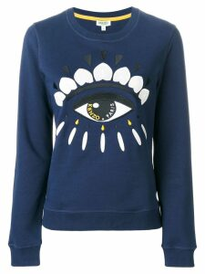 Kenzo Eye sweater - Blue