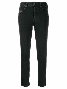 Diesel slim fit jeans - Black