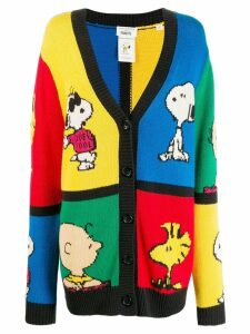 Chinti & Parker Peanuts colour-block cardigan - Blue