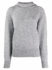 Joseph round neck sweater - Grey