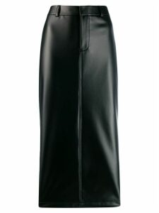 Alexander Wang pencil midi skirt - Black