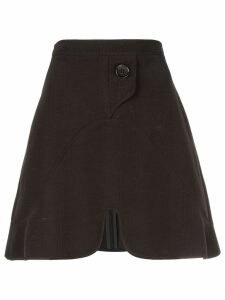 Ellery Milky Way mini skirt - Black