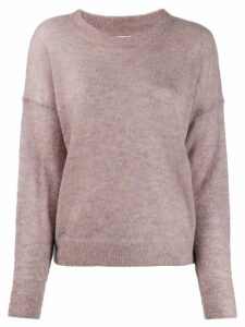 Isabel Marant Étoile Cliftony round neck sweater - Pink