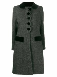 Marc Jacobs The Sunday Best coat - Grey