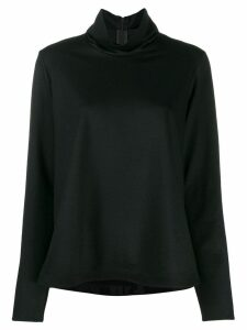 Forte Forte asymmetric sweater - Black
