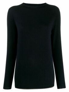 Fabiana Filippi roll-neck sweatshirt - Blue