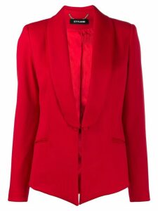Styland v-neck blazer - Red