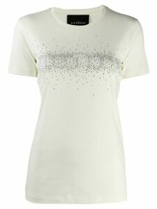 John Richmond 'richmond' stud t-shirt - White