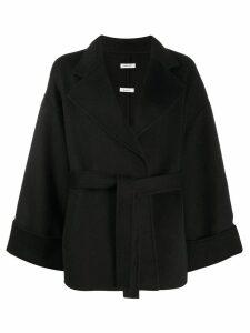 P.A.R.O.S.H. tie waist coat - Black