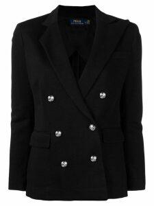 Polo Ralph Lauren double-breasted blazer - Black