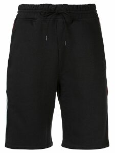 Être Cécile L'Naturel track shorts - Black