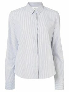 Jil Sander striped shirt - White