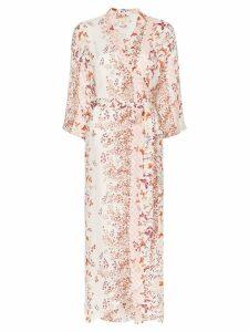 byTiMo floral print wrap dress - Multicolour