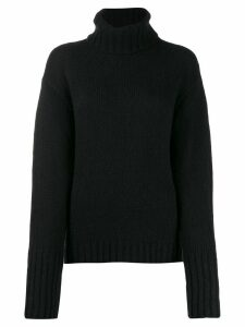 Philosophy Di Lorenzo Serafini roll neck sweater - Black