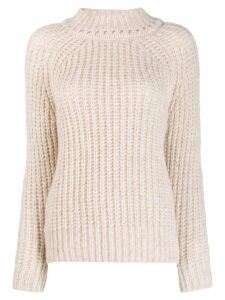 Forte Forte knitted jumper - NEUTRALS