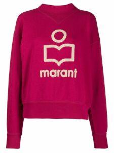 Isabel Marant Étoile Moby hoodie - PINK