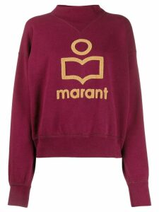 Isabel Marant Étoile Mansel sweater - Red