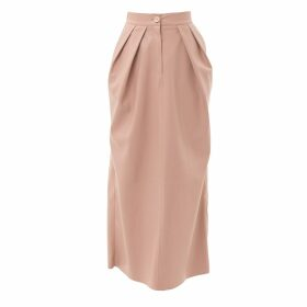 LATELITA - Full Ear Climbers White Cz Pair Gold