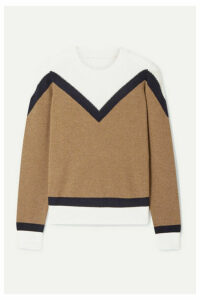 Veronica Beard - Bradford Cashmere Sweater - Brown