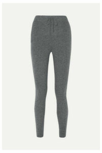 Le Kasha - Cashmere Track Pants - Gray