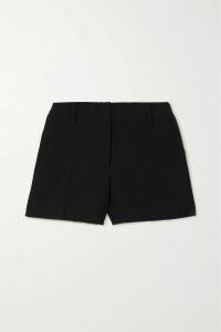 Gabriela Hearst - Vasily Striped Wool Midi Skirt - Navy
