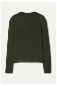 ATM Anthony Thomas Melillo - Cashmere Sweater - Green