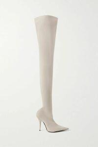 Halpern - Sequined Tulle Mini Dress - Gold