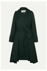 Acne Studios - Olwen Twill Trench Coat - Forest green