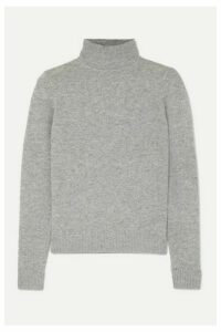 Theory - Cashmere Turtleneck Sweater - Gray