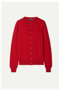 Dolce & Gabbana - Cashmere Cardigan - Red