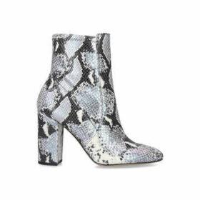 Aldo Aurella 95 - Snake Print Block Heel Ankle Boots