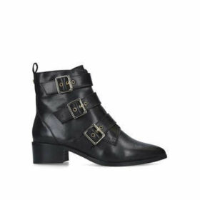 Carvela Toy - Black Block Heel Ankle Boots
