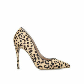 Steve Madden Daisie-l - Leopard Print Stiletto Heel Court Shoes