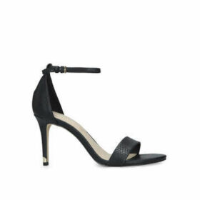 Aldo Eriressi - Black Stiletto Heel Strappy Sandals