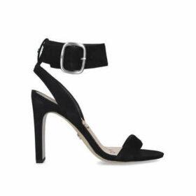 Sam Edelman Yola - Black Block Heel Sandals