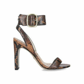 Sam Edelman Yola - Snake Print Block Heel Sandals