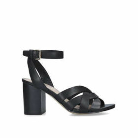 Aldo Gaclya - Black Block Heel Sandals