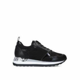 Carvela Jemm - Black Embellished Chunky Trainers