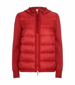 Quilted Hoodie Jacket