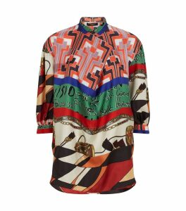 Multi-Print Gorizia Shirt