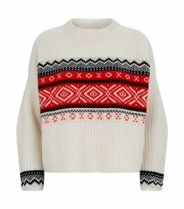 Wool Fair Isle Sweater