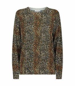 Leopard Print Raydon Sweater