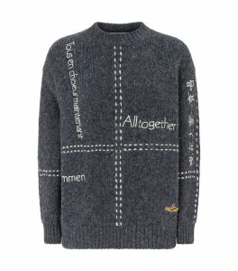 x The Beatles All Together Now Sweater