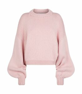 Wool Jackie Sweater