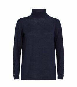 Rollneck Wool Sweater